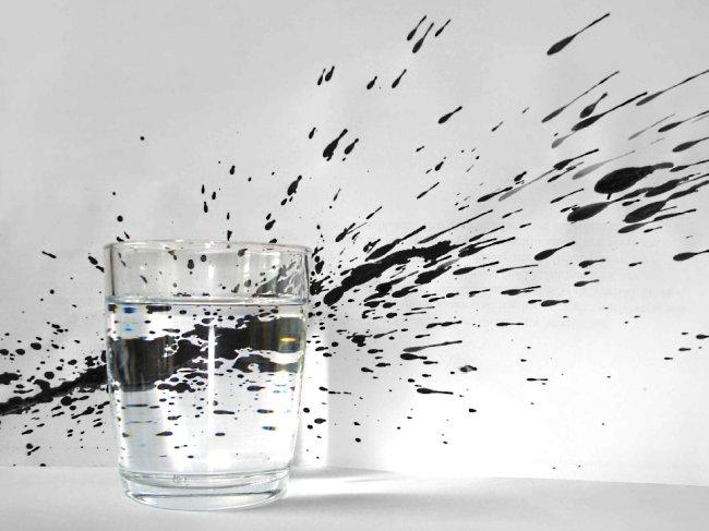 Wasserspritzer .· Artwork .· floern.com